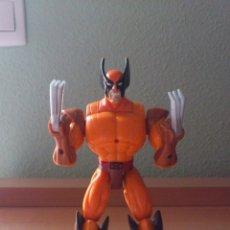 Figuras y Muñecos Marvel: WOLVERINE / LOBEZNO TRANSFORMABLE EN LOBO.MARVEL.TOY BIZ.1998.. Lote 53873896