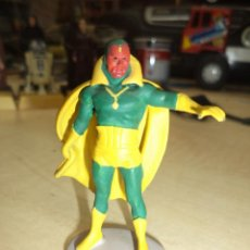 Figuras y Muñecos Marvel: FIGURA DE PLOMO MARVEL 2004 LA VISIÓN.LOS VENGADORES.. Lote 54326682