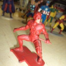 Figuras y Muñecos Marvel: FIGURA DE PLOMO MARVEL 2004 DAN DEFENSOR - DAREDEVIL.. Lote 54326832