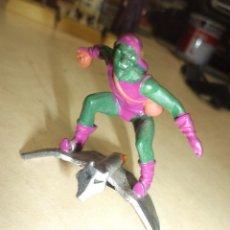 Figuras y Muñecos Marvel: FIGURA DE PLOMO MARVEL 2004 DUENDECILLO VERDE - SPIDERMAN.. Lote 54327008