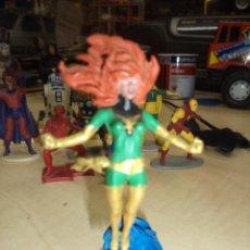 Figuras y Muñecos Marvel: FIGURA DE PLOMO MARVEL 2004 JEAN GREY FÉNIX.PATRULLA X -X MEN.. Lote 54327322