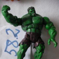 Figuras y Muñecos Marvel: HULK TAMAÑO MEDIANO. Lote 54476142