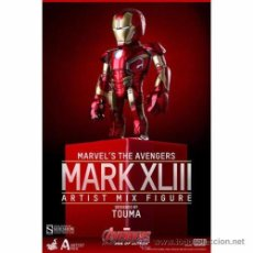 Figuras y Muñecos Marvel: AVENGERS: AGE OF ULTRON - SERIES 1 - MARK XLIII - ARTIST MIX SIDESHOW COLLECTIBLES . Lote 54918641