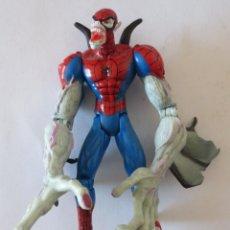 Figuras y Muñecos Marvel: FIGURA SPIDERMAN ARTICULADA VAMPIRE WAR TOY BIZ. Lote 54955302