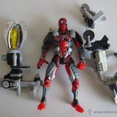 Figuras y Muñecos Marvel: FIGURA ARTICULADA SPIDERMAN TOY BIZ. Lote 55036684