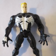 Figuras y Muñecos Marvel: FIGURA ARTICULADA SPIDERMAN: VENENO VENOM MARVEL TOY BIZ. Lote 55107145