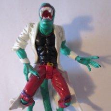 Figuras y Muñecos Marvel: FIGURA ARTICULADA SPIDERMAN: LAGARTO MARVEL TOY BIZ. Lote 55107220