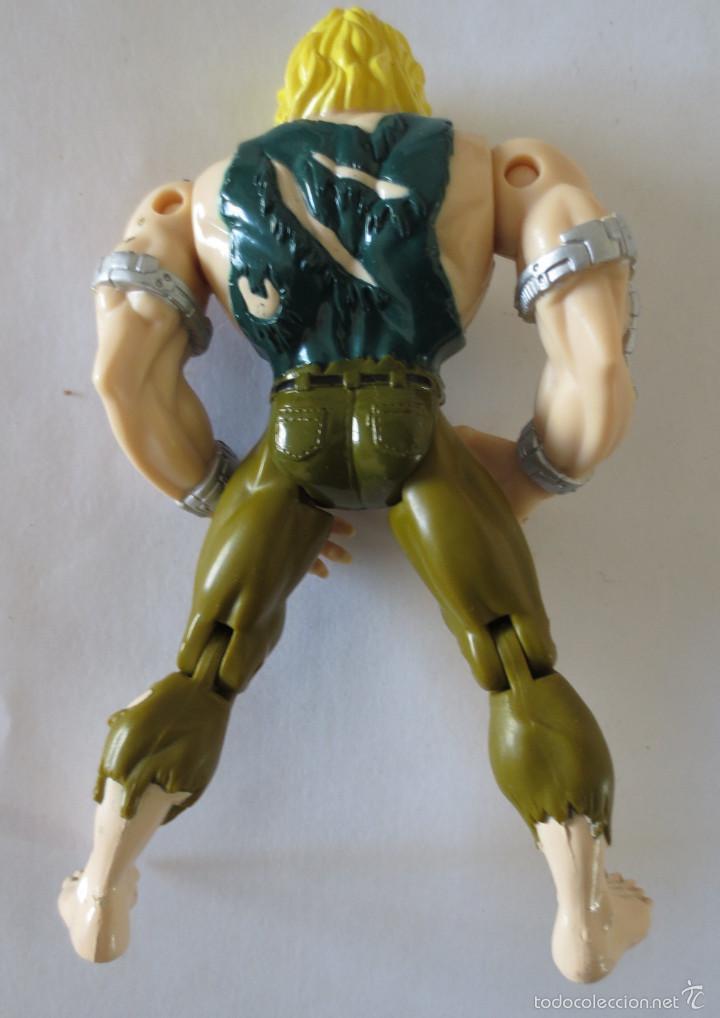 Figuras y Muñecos Marvel: FIGURA X MEN SABLE TOY BIZ MARVEL - Foto 2 - 55146838