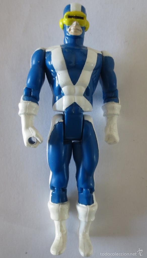 FIGURA X MEN CICLOPE TOY BIZ MARVEL (Juguetes - Figuras de Acción - Marvel)