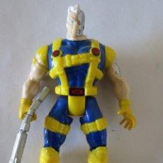 Figuras y Muñecos Marvel: FIGURA X MEN CABLE TOY BIZ MARVEL. Lote 55147264
