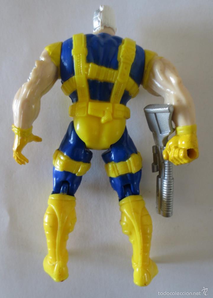 Figuras y Muñecos Marvel: FIGURA X MEN CABLE TOY BIZ MARVEL - Foto 2 - 119645160