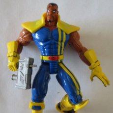 Figuras y Muñecos Marvel: FIGURA X MEN BISHOP TOY BIZ MARVEL. Lote 55147469