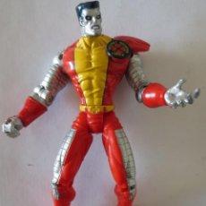 Figuras y Muñecos Marvel: FIGURA ARTICULADA X MEN: COLOSO MARVEL TOY BIZ. Lote 55154776