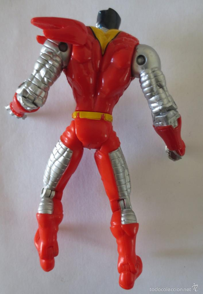 Figuras y Muñecos Marvel: FIGURA ARTICULADA X MEN: COLOSO MARVEL TOY BIZ - Foto 2 - 55154776