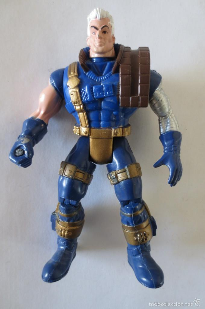 Figuras y Muñecos Marvel: X MEN FIGURA: CABLE MARVEL - Foto 1 - 55155516