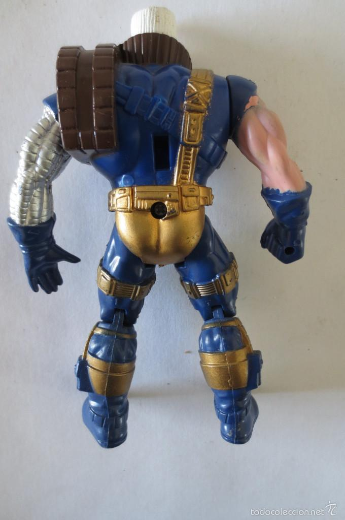Figuras y Muñecos Marvel: X MEN FIGURA: CABLE MARVEL - Foto 2 - 55155516