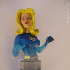 Figuras y Muñecos Marvel: INVISIBLE WOMAN BUST -RANDY BOWEN (CUATRO FANTÁSTICOS-FANTASTIC FOUR). EDICIÓN NUMERADA. Lote 55224341