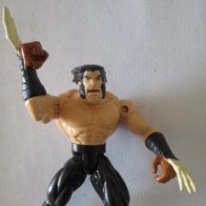 Figuras y Muñecos Marvel: FIGURA ARTICULADA LOBEZNO PATRULLA X . Lote 55383224