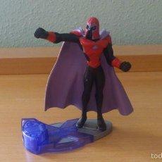 Figuras y Muñecos Marvel: FIGURA MAGNETO X-MEN EVOLUTION.MARVEL MUÑECO BURGUER BURGER KING 2001.. Lote 56395602
