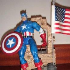 Figuras y Muñecos Marvel: FIGURA CAPITÁN AMÉRICA MARVEL LEGENDS. Lote 57059528