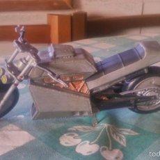 Figuras y Muñecos Marvel: MOTO DE BLADE,FIEL A LA PELÍCULA. MARVEL TOY BIZ - 2004. Lote 57134617