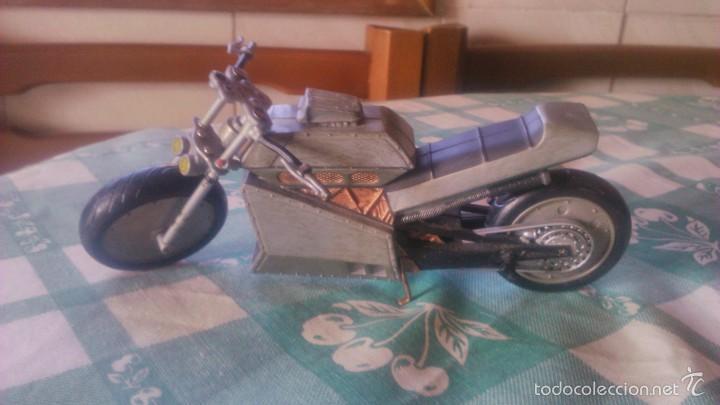 Figuras y Muñecos Marvel: Moto de blade,fiel a la película. marvel toy biz - 2004 - Foto 2 - 57134617