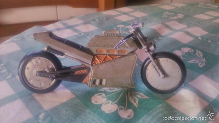 Figuras y Muñecos Marvel: Moto de blade,fiel a la película. marvel toy biz - 2004 - Foto 3 - 57134617