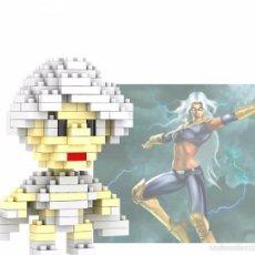 Figuras y Muñecos Marvel: FIGURA PARA CONSTRUIR STORM TORMENTA X-MEN SUPER HEROES MARVEL LEGO. Lote 57665271