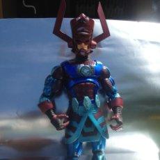 Figuras y Muñecos Marvel: LOTE MASTERS FIGURA GIGANTESCO GALACTUS VILLANO 4 FANTASTICOS SILVER SURFER THOR SPIDERMAN MARVEL. Lote 126785076