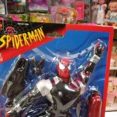 Figurines et Jouets Marvel: SPIDERMAN MUÑECO BUCEADOR SUPER ARTICULADO (25 CM).SPIDER-MAN MARVEL 1999.NUEVO.. Lote 58508448