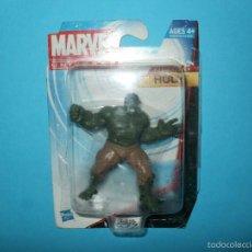 Figuras y Muñecos Marvel: MARVEL UNIVERSE MOVIE SERIES HULK DE HASBRO 2013. Lote 58616006