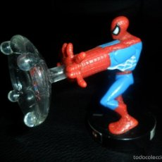 Figuras y Muñecos Marvel: SPIDERMAN - MARVEL ATTACKTIX 2006 - FIGURA 8 CM.. Lote 58623036