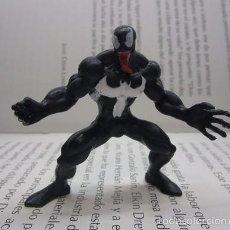 Figuras y Muñecos Marvel: VENOM SPIDERMAN FIGURA ACCION COLECCION MARVEL 6CM ALTO CONTRAMARCADA. Lote 145498117
