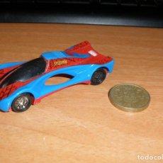 Figuras y Muñecos Marvel: COCHE METALICO - SPIDERMAN - (C)MARVEL 2004. Lote 62391156