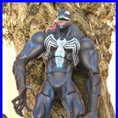 Figuras y Muñecos Marvel: FIGURA DE ACCIÓN VENON....DE LA SERIE SPIDERMAN.....MARVEL 2005....MIDE 32 X 17 CMS. Lote 63147580
