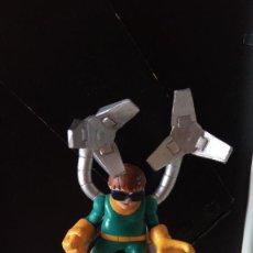 Figuras y Muñecos Marvel: FIGURA DOCTOR OCTOPUS DE SUPERHERO SQUAD. MARVEL 2007. ORIGINAL DE HASBRO.. Lote 65464042