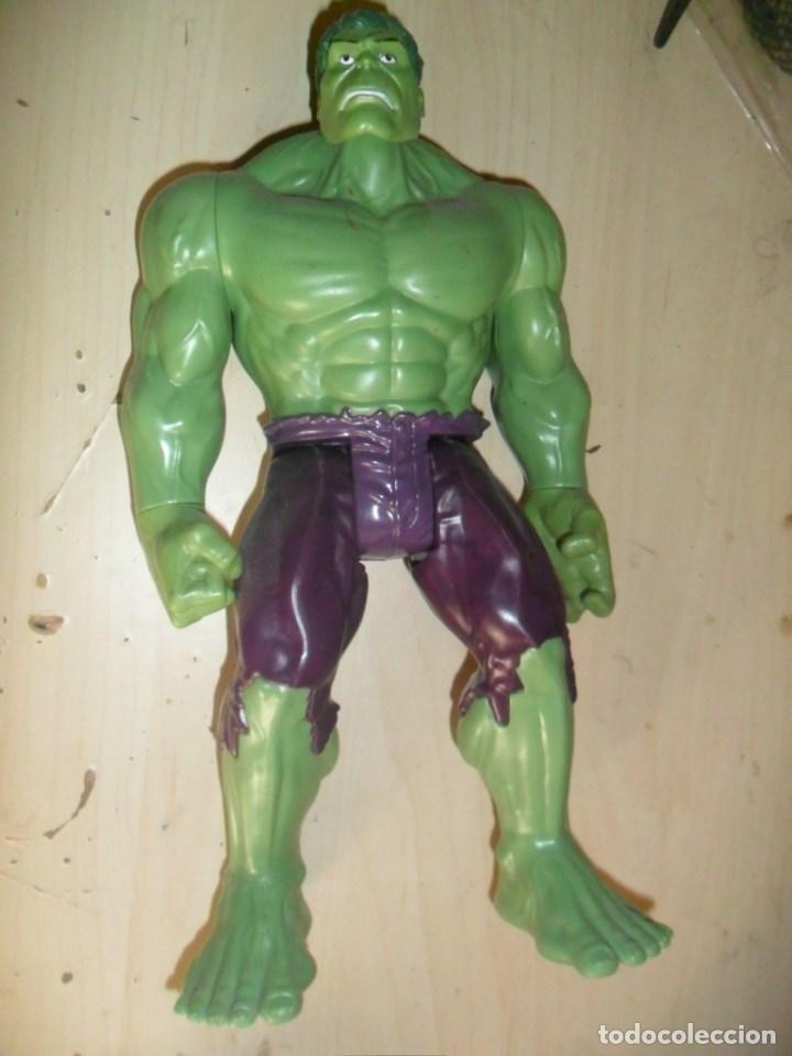 "INCREDIBLE HULK LARGE Action Figure Figurine 11/"" 2013 Hasbro Marvel Avengers"
