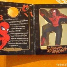 Figuras y Muñecos Marvel: FIGURA MARVEL FAMOUS COVER SPIDERMAN 8 INCH TOYBIZ 1997 . DIFICIL !. Lote 68123209