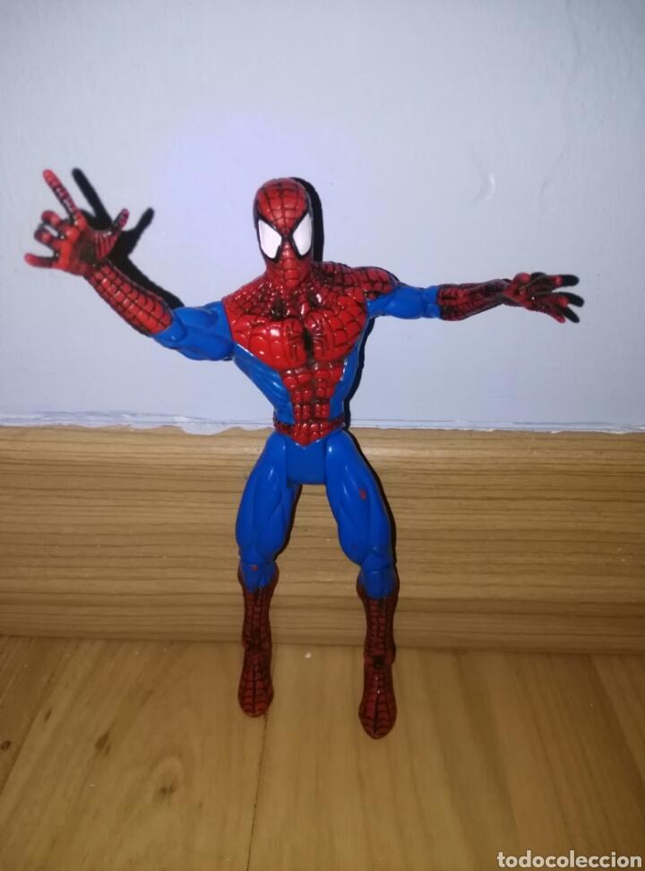 Figuras y Muñecos Marvel: Figura de Spiderman de marvel - Foto 2 - 69614833