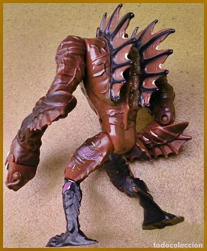 Figuras y Muñecos Marvel: Figura de Acción Venom Black Sea...el Supervillano de Spiderman Marvel TOY BIZ 1997 - Foto 2 - 70150485