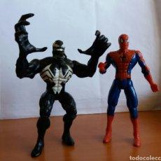 Figuras y Muñecos Marvel: DOS FIGURAS SPIDER-MAN DE MCDONALS 2005.. Lote 72374021