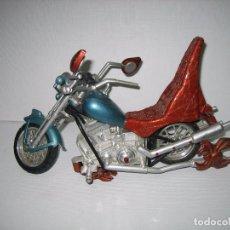 Figuras y Muñecos Marvel: MOTO DE SPIDERMAN DE MARVEL. Lote 74205971