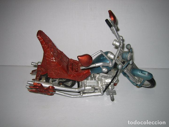 Figuras y Muñecos Marvel: Moto de Spiderman de Marvel - Foto 5 - 74205971