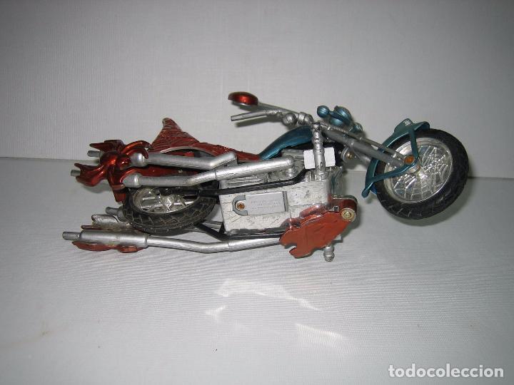 Figuras y Muñecos Marvel: Moto de Spiderman de Marvel - Foto 6 - 74205971