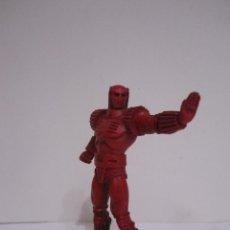 Figuras y Muñecos Marvel: CRIMSON DYNAMO N. 4 FIGURA MINIATURA DE PLOMO DE LA COLECCIÓN ALTAYA 2011 10 CM APROX NUEVO EN CAJA. Lote 75804307