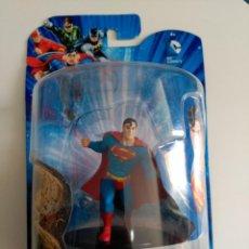 Figuras y Muñecos Marvel: DC COMICS SUPERMAN FIGURA DE NEW TOYS COLECCIONABLE MONOGRAM. Lote 76197691