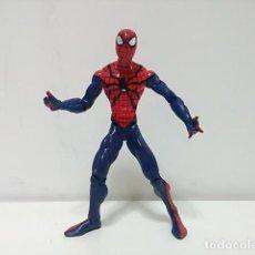 Figure e Bambolotti Marvel: FIGURA DE SPIDER-MAN - SPIDERMAN - MARVEL - TOY BIZ - 2002. Lote 78579345
