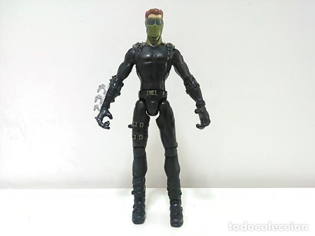 FIGURA DE HARRY OSBORN EL DUENDE VER (GREEN GOBLIN) DE LA PELÍCULA SPIDER-MAN (SPIDERMAN) 3 - 2006 (Juguetes - Figuras de Acción - Marvel)
