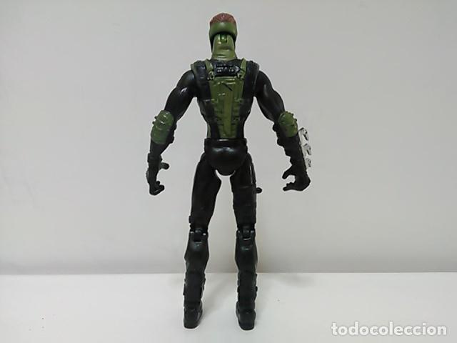 Figuras y Muñecos Marvel: Figura de Harry Osborn el duende ver (Green Goblin) de la película Spider-Man (Spiderman) 3 - 2006 - Foto 3 - 78582801