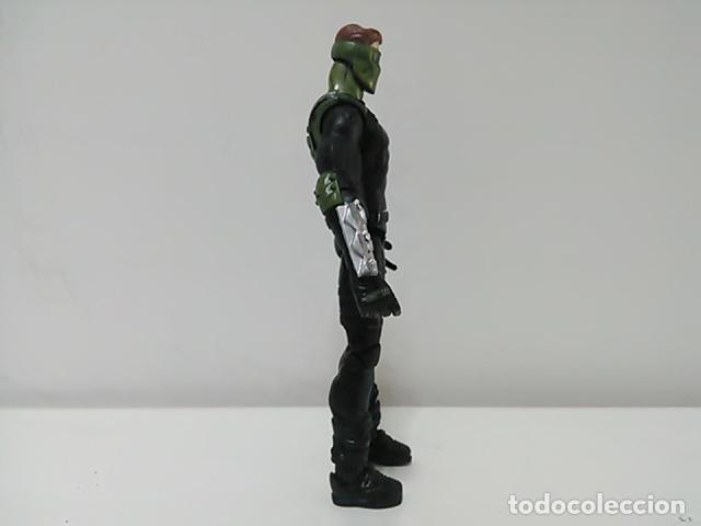 Figuras y Muñecos Marvel: Figura de Harry Osborn el duende ver (Green Goblin) de la película Spider-Man (Spiderman) 3 - 2006 - Foto 4 - 78582801